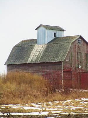 Photograph - Barn-24 by Todd Sherlock