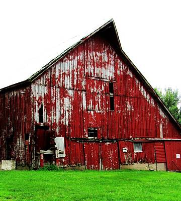 Photograph - Barn-26 by Todd Sherlock