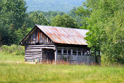 Photograph - Barn Along Slickfisher Road by Duane McCullough
