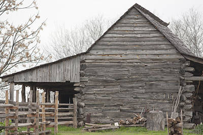 Photograph - Barn Before Lightroom by Kim Henderson