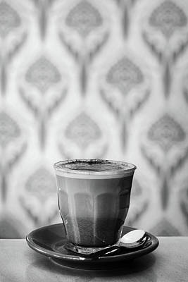 Food And Drink Photograph - Baroque Coffee by Helen Yin