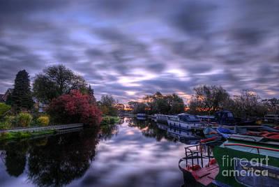 Photograph - Barrow Sunrise In Motion by Yhun Suarez
