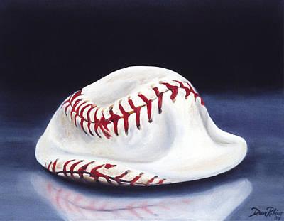 Baseball '04 Art Print by Redlime Art