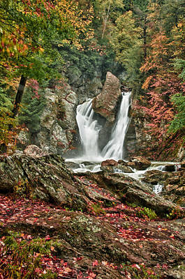 Photograph - Bash Bish Falls by Fred LeBlanc