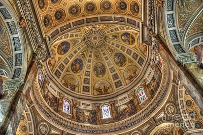 Photograph - Basilica Dome by David Bearden