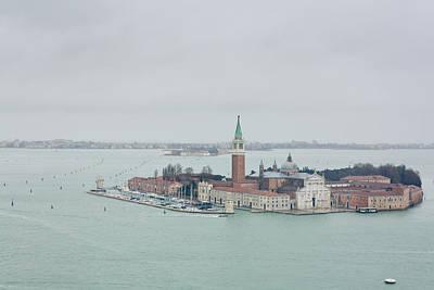 Photograph - Basilican Giorgio  Maggiore by Onnamusha