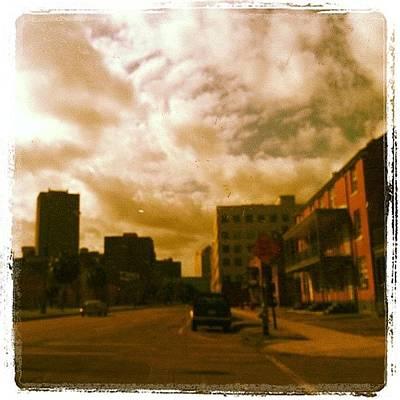 New Orleans Photograph - Basin Street by Rachael Sansing