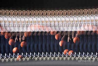 Biomechanic  - Basketball Dribble by Ted Kinsman