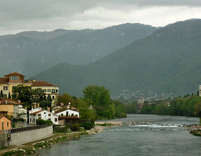 Photograph - Bassano Del Grappa - 3 by Ely Arsha