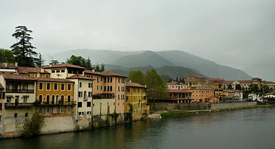 Photograph - Bassano Del Grappa - 5 by Ely Arsha