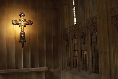 Photograph - Bath Abbey England - 002 by Lisa Missenda