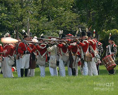 Photograph - Battle 28 by JT Lewis