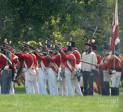 Photograph - Battle 29 by JT Lewis