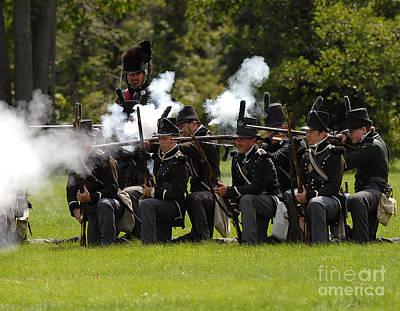 Photograph - Battle 30 by JT Lewis