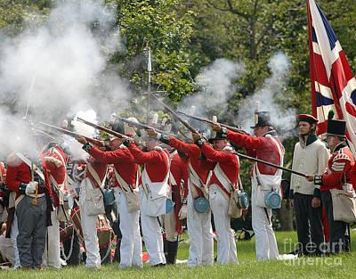 Photograph - Battle 33 by JT Lewis