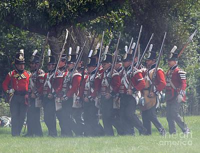 Photograph - Battle 34 by JT Lewis