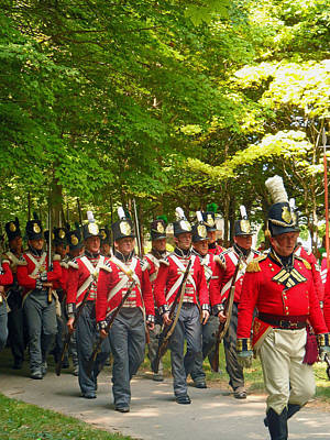 Photograph - Battle Of Queenston Heights 39 by Cyryn Fyrcyd
