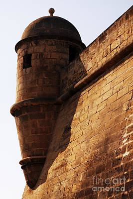 Photograph - Battlement by Agusti Pardo Rossello