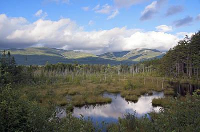 Photograph - Baxter State Park Katahdin Beauty by Glenn Gordon