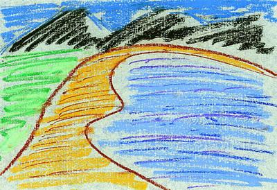 Bay Art Print by Hakon Soreide