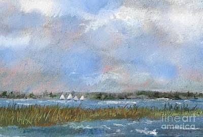 Digital Art - Bay Head by Denise Dempsey Kane