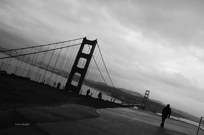 Photograph - Bayside Silhouettes by Donna Blackhall