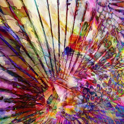 Digital Art - Be Still My Heart by Barbara Berney