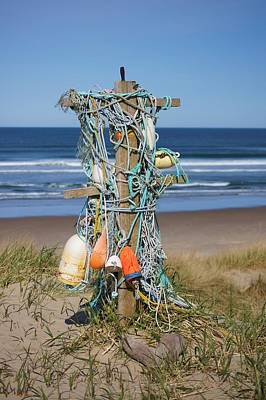 Photograph - Beach Art by Angi Parks