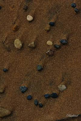 Burland Photograph - Beach Art D by Burland McCormick