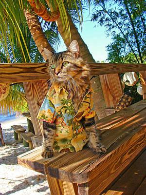 Photograph - Beach Bum Chic by Joann Biondi