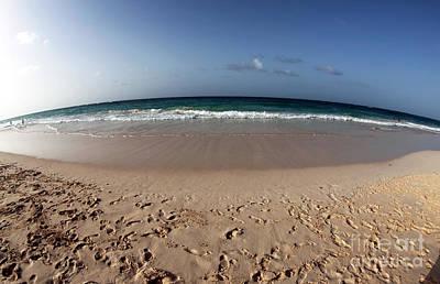 Photograph - Beach Dimensions by John Rizzuto