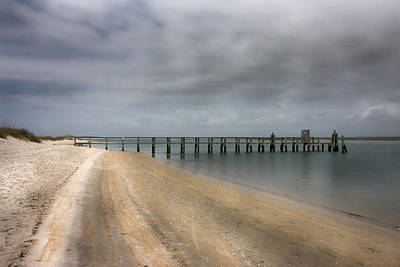 Topsail Island Photograph - Beach Getaway by Betsy Knapp