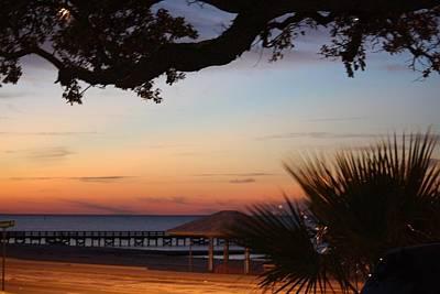 Photograph - Beach Sunrise by Donna G Smith