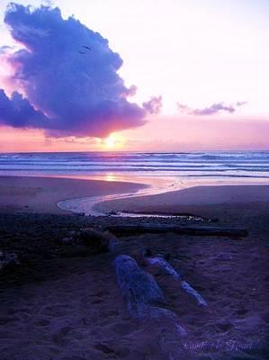 Photograph - Beach Time by Deahn      Benware