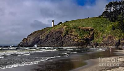 Photograph - Beach View by Robert Bales