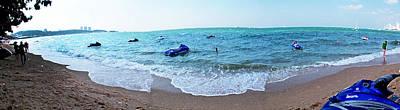 Photograph - Beach View2 by Paul Rainwater