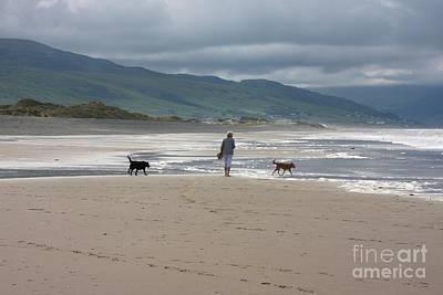 Photograph - Beach Wander by Ed Lukas