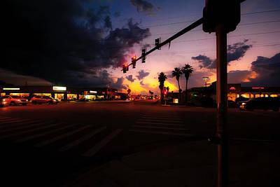 Photograph - Beachside Traffic by Laura DAddona