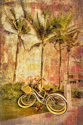 Delray Beach Photograph - Beachy Keen by Debra and Dave Vanderlaan