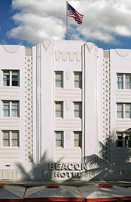Photograph - Beacon Hotel 2. Miami. Fl. Usa by Juan Carlos Ferro Duque