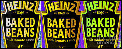 Photograph - Beanz by Michael Canning
