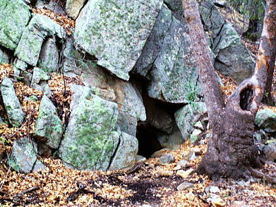 Photograph - Bear Cave by Stanley Morganstein