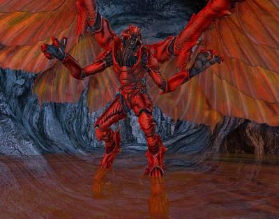Beast In The Cave Original
