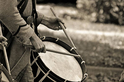 Photograph - Beat The Drum by Emily Stauring