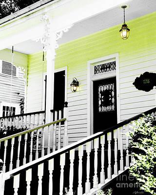 Photograph - Beauregard Town Baton Rouge by Lizi Beard-Ward