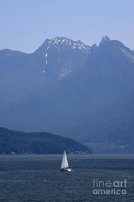 Photograph - Beautiful British Columbia by John  Mitchell