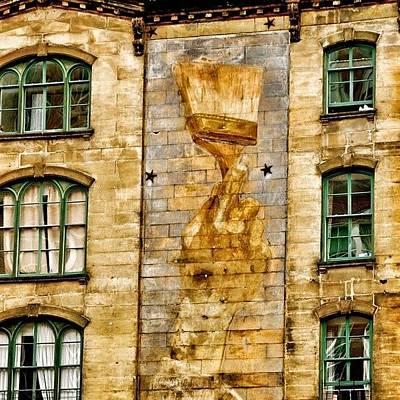 Retro Wall Art - Photograph - #beautiful #building #architecture #art by Joel Lopez