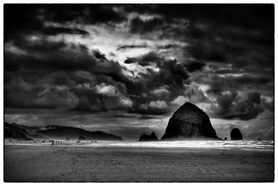 Photograph - Beautiful Cannon Beach Oregon by David Patterson
