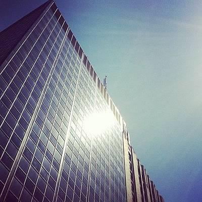 Angle Photograph - #beautiful #day. #sun #sunshine #view by Jenna Luehrsen
