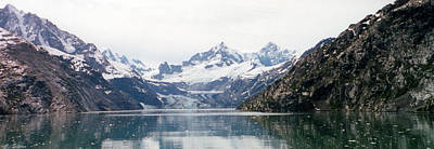 Photograph - Beautiful Glacier Bay by C Sitton